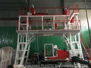 PP Blowing Film Plastic Machine pictures & photos