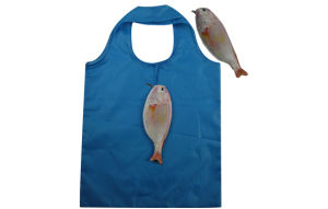 Foldable Shopping Promotional Bag, Animal Fish Style, Reusable, Lightweight, Gifts, Accessories & Decoration, Grocery Bags pictures & photos