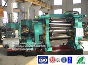 Ce Approved Three Roller Calendering Line pictures & photos