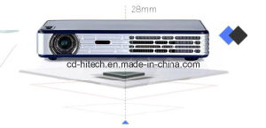 Projector 15000mAh Li-ion Battery DLP-Link 3D 1080P