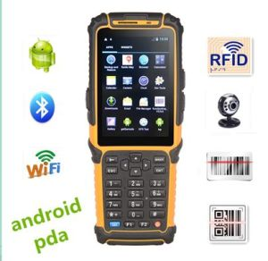 Touch Screen WiFi 3G Mobile PDA Barcode Scanner Ts-901 for Logistic pictures & photos