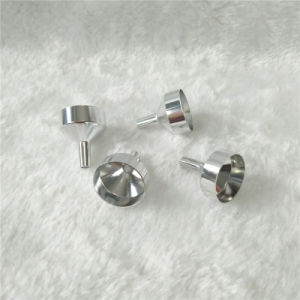 Hot Sale Silver Mini Aluminum Funnel with Best Design Af-02 pictures & photos