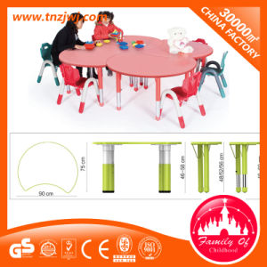 Can You Spell Type Kindergarten Potter Table Kids Study Table pictures & photos
