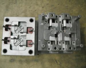 Electronic Shell Injection Mould pictures & photos
