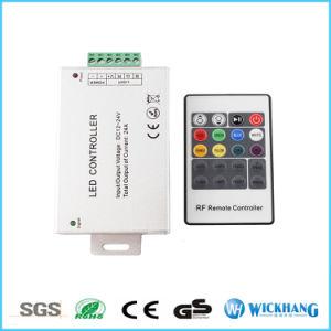 20 Keys RF Remote Wireless RGB Controller DC12V 24V 12A for 5050 3528 RGB Strip pictures & photos