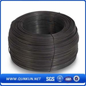 18 Gauge Black Soft Annealed Binding Wire pictures & photos