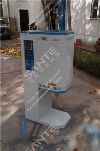 High Temperature Vertical Tubular Furnace Quartz Tube Furnace pictures & photos