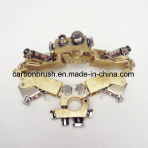 Custom Design Slip Ring Carbon Brush Holder assembly for sales pictures & photos