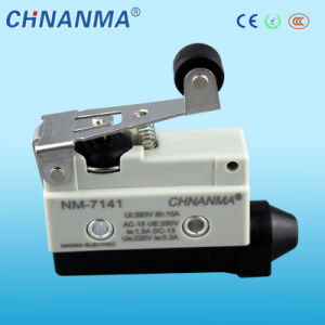 5A 250V Electrical Push Button Micro Switch for Injection Molding Machine pictures & photos