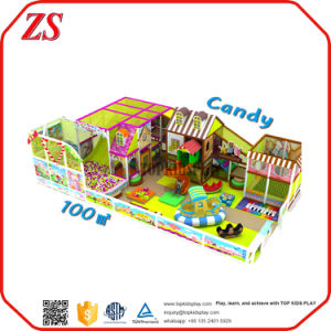 Kids Indoor Play Equipment Children Indoor Playground Area pictures & photos
