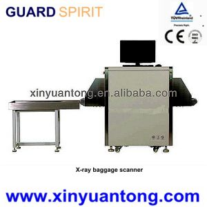 Xj5030 LCD Display Baggage X Ray Metal Detector for Security pictures & photos