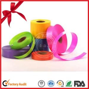 Iridescent Color Cake Decoration Ribbon Roll pictures & photos