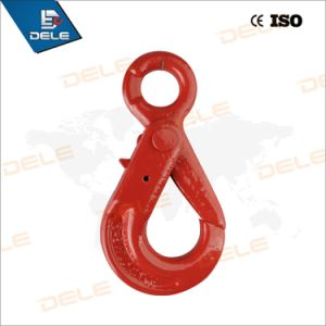 G80 European Type Eye Self-Locking Hook pictures & photos