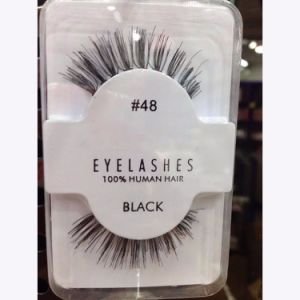 Manufactory for Human Hair False Eyelashes Accept Private Label pictures & photos