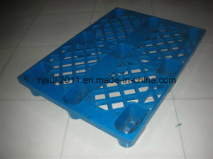 Heavy Duty Two Way Four Way Entry Plastic Pallet pictures & photos