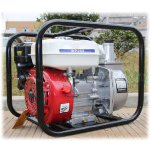 Pmt Type 2 Inch Wp20X 5.5HP Gasoline Water Pump pictures & photos