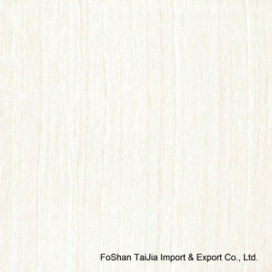 Building Material White Line Stone Polished Porcelain Floor Tile (TJ6301) pictures & photos