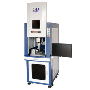 Sealed Automatic UV Laser Marking Glass Laser Engraving Machine pictures & photos