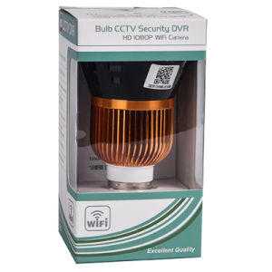 1080P- IP Wi-Fi HD Light Bulb Camera pictures & photos