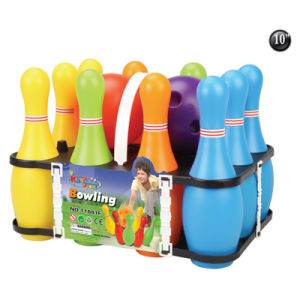 Kids Play Bowling Set Sporting Goods Gutterball (H0635215) pictures & photos