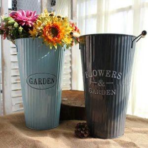 New Item Metal Flower Bucket pictures & photos