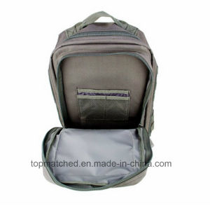 New 2017 Wholesale Travelling Canvas Military Tactical Back Pack for Outdoor pictures & photos