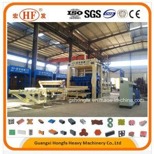 Qt8-15D Hollow Concrete Block Machine pictures & photos