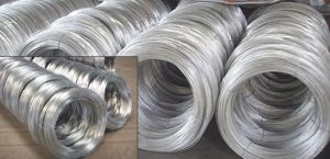 Hot-Dipped Iron Wire pictures & photos