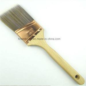 Professional Quality Rattail Long Sash Paint Brush Set pictures & photos