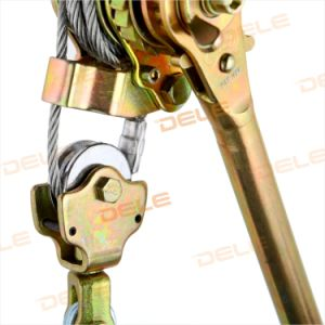 Construction Wire Rope Lever Hoist pictures & photos