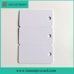 Best Selling Inkjet 3 up Combo PVC ID Card pictures & photos