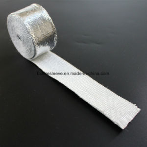Fiberglass-Aluminum Composite Material Heat Shield Reflective Tape pictures & photos
