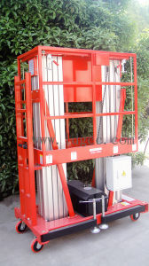 Aluminium Small Elevator for 2 Person (GTWY6-200S) pictures & photos