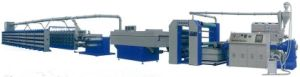 High-Speed Flat Yarn Extrusion Machine pictures & photos
