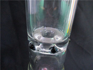Recycler Cross Glass Smoking Water Pipe Cigarette Case pictures & photos