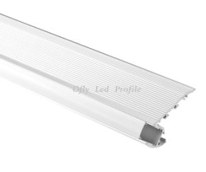 LED Aluminum Profile Extrusion for Stair Housing Lighting Stairway pictures & photos