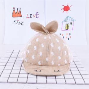 2017 New Model Cotton Knitted Baby Fashion Cap pictures & photos