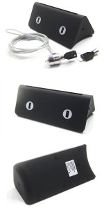4 USB Ports Restanrant Menu Power Bank Phone Charger Power Supply for Coffee Cafe, Bar, KTV, Restruant pictures & photos