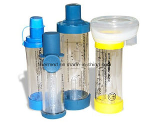 Inhaler Asthma Spacer Aerosol Chamber pictures & photos