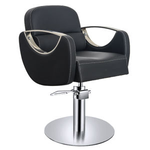 Hair Salon Station Woman Chair Hair Beauty SPA Chair pictures & photos