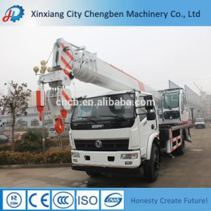 Chinese Hydraulic Mobile Truck Crane with Global Service pictures & photos