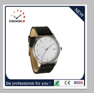 Quartz Stainless Steel Fashion Wrist Watch for Man and Woman, Reloj pictures & photos