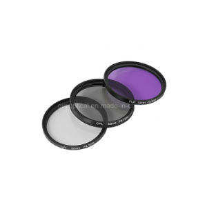 Wholesale High Performance Mounted CPL Polarizers ND Filters CPL 72mm pictures & photos