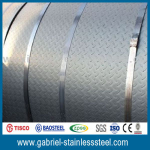 304 304L Stainless Steel Checkered Plate/Sheet pictures & photos