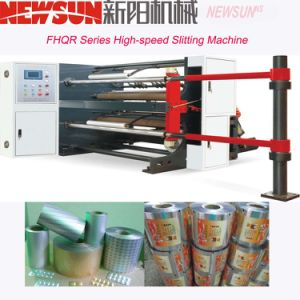 Fhqr Series High-Speed Paper Slitter pictures & photos