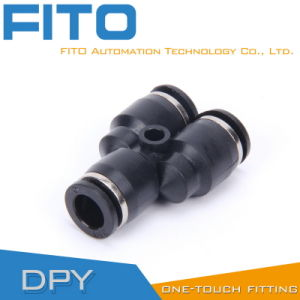 Compact One Touch Brass Fittings (PY-C) Produce by Factory pictures & photos