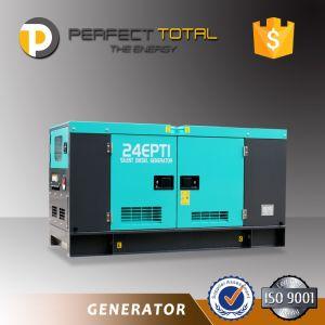 25kVA Isuzu Engine Electric Generator pictures & photos