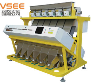 Vsee CCD Plastic Flakes Color Sorter for Recycled Plastic pictures & photos