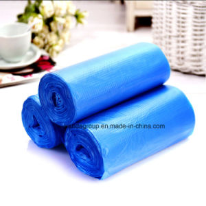 Plastic Disposable Garbage Bag on Roll pictures & photos