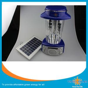 ABS Plastic Portable Solar Lantern pictures & photos
